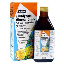 Saludynam Calcium Magnésium Zinc et plantes - Salus