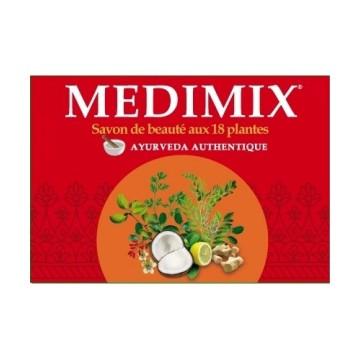 Savon Ayurveda Medimix 18 plantes 125gr Kerala Nature