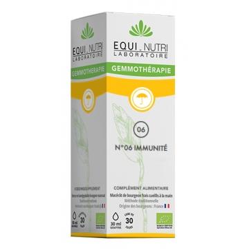 Immubel Bio 30 ml Equi Nutri gemmotherapie
