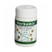 Dentifrice ayurvedique en poudre 50 grammes Herbamix -  Kerala Nature