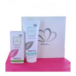 Coffret revitalisant Phyt's: Crème Reviderm + lait hydro-nettoyant