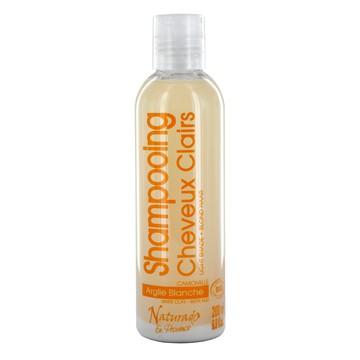 Shampooing Cheveux clairs 200ml - Naturado