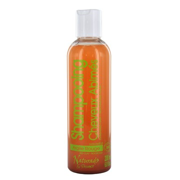 Shampooing Cheveux abîmés 200ml - Naturado