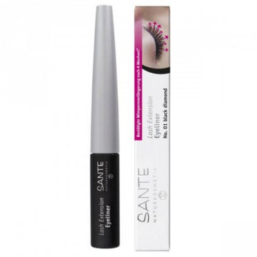 Eye liner lash extension n°1 Noir Diamant 4ml - Santé