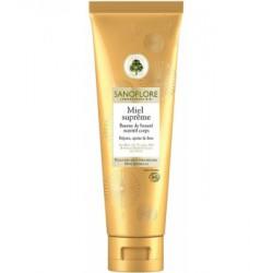Crème mains et ongles miel suprême 50ml - Sanoflore