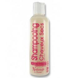 Shampooing Cheveux secs Argile blanche 200ml - Naturado