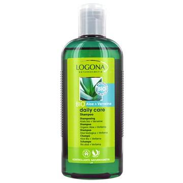 Daily Care Shampooing Aloès Bio et Verveine 250ml - Logona