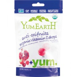 Drops Anti Oxyfruits - Yumearth