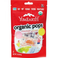 Sucettes Pops Originales - Yumearth