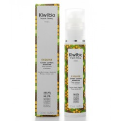 Exquise crème confort élasticité 50ml - Kiwii Bio