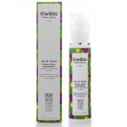 Jolie peau Crème détox hydratation 50ml - Kiwii Bio