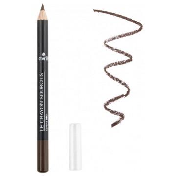 Crayon à Sourcils Brun 1g Avril beauté
