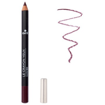 Crayon contour des yeux Prune 1g Avril beauté