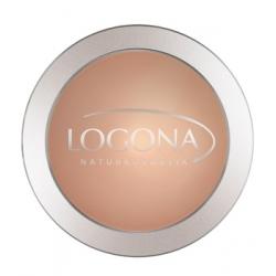 Poudre compacte n°03 Sunny Beige 10g  -Logona