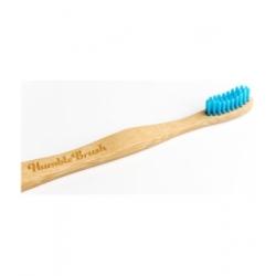 Brosse à dents enfants bleue - Humble Brush