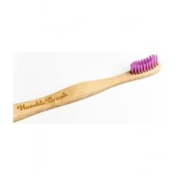 Brosse à dents enfants rose - Humble Brush