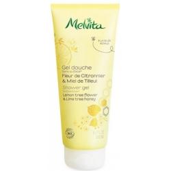 Gel douche fleur de citronnier miel de tilleul 200ml - Melvita