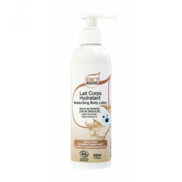 Lait corps hypoallergénique 230ml - Bio Seasons