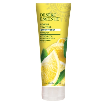 Après shampooing revitalisant au citron tea tree  237ml - Desert Essence
