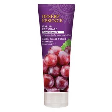 Après shampooing cheveux colorés au raisin rouge 237 ml - Desert Essence
