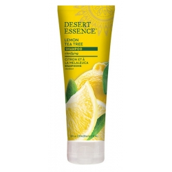 Shampooing au citron 237ml - Desert Essence
