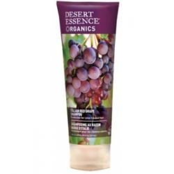 Shampooing au raisin rouge d'Italie 237ml - Desert Essence