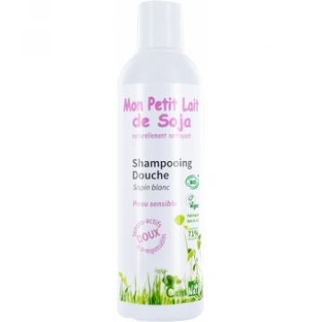 Gel douche corps cheveux Peau sensible Sapin blanc 250ml - Mon Petit Lait De Soja