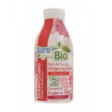 Shampooing vitalité et brillance 300ml - Born To Bio