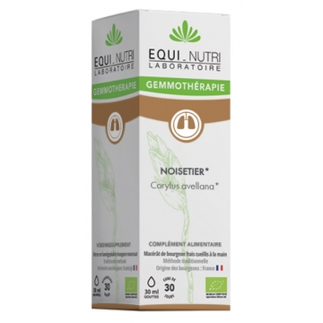 Noisetier bio Flacon compte gouttes 30ml - Equi - Nutri