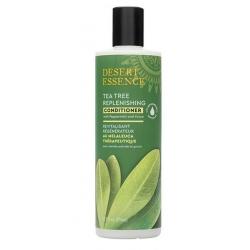 Après shampooing cheveux dévitalisés arbre à thé 382 ml - Desert Essence