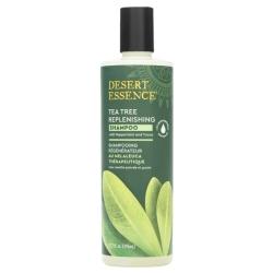 Shampooing régénérant à l'arbre à thé 382 ml - Desert Essence