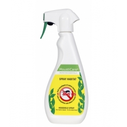 Spray Habitat anti insectes 400ml - Mousticare