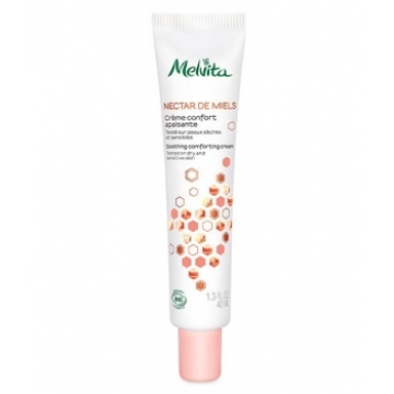Crème confort apaisante 40ml - Melvita