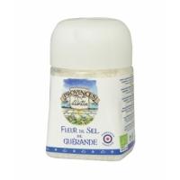 Fleur de Sel de Guérande recharge 70gr - Provence D'Antan - sel bio - aromatic provence