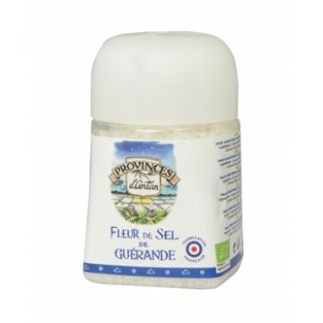 Fleur de Sel de Guérande recharge 70gr - Provence D'Antan