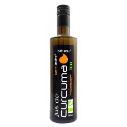 Jus de curcuma bio curm active 250 ml - Natuval