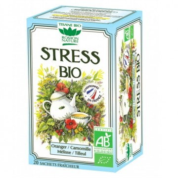 Tisane Stress bio - Romon Nature