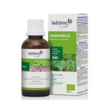 Extrait de plantes fraîches Hamamélis bio 50ml Ladrome
