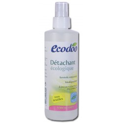 Détachant Textiles au citron bio 250ml - Ecodoo