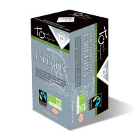 Thé noir Earl Grey bio 24 sachets - Touch Organic Aromatic Provence