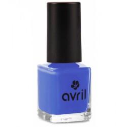 Vernis à ongles Bleu lapis lazuli N° 65 7ml Avril beauté