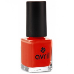 Vernis à ongles Coquelicot n°40 7ml Avril beauté