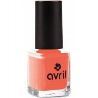 Vernis à ongles Corail n°02 7ml Avril beauté maquillage bio Aromatic provence