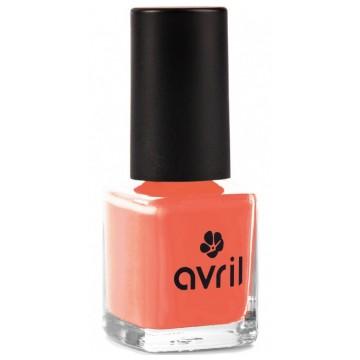 Vernis à ongles Corail n°02 7ml Avril beauté