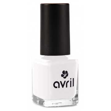 Vernis à ongles French Blanc n°95 7ml Avril beauté