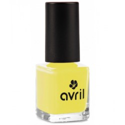 Vernis à ongles Jaune Jonquille n°632 7ml Avril beauté