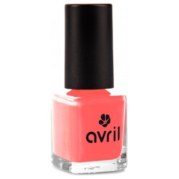 Vernis à ongles Pamplemousse rose N° 569 7ml Avril beauté