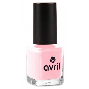 Vernis à ongles rose ballerine n°629 7ml Avril beauté