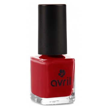 Vernis à ongles Rouge Opéra n°19 7ml Avril beauté