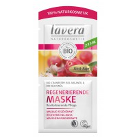 Masque Anti Rides Visage Cranberry Argan 10 ml Lavera